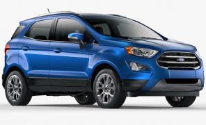 Ford Ecosport Ambiente 1.5L MT 2018
