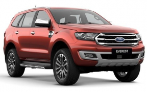 Ford Everest Titanium 2.0L 4×2 AT 2018