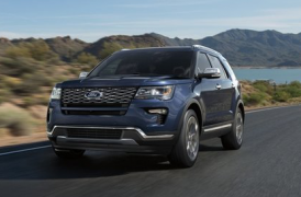 Ford Explorer Limited 2.3l Ecoboost 4WD 2019