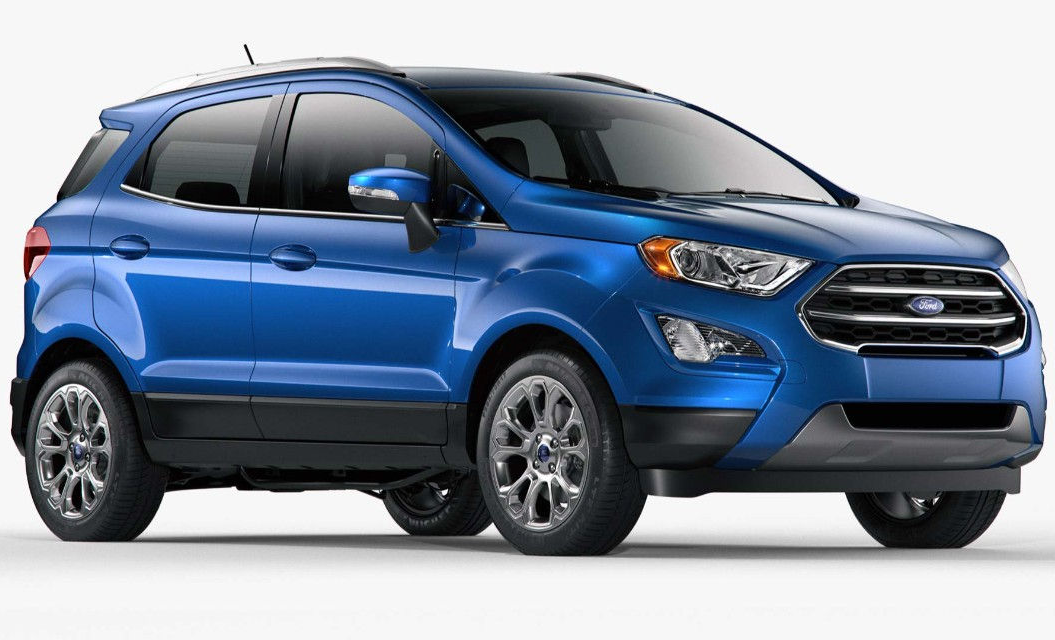 Ford EcoSport Titanium 1.0 Ecoboost AT 2018