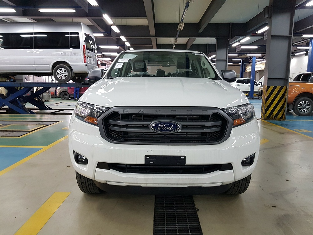 Ford Ranger XLS 2.2L 4×2 AT