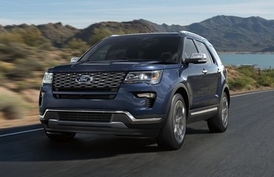 Ford Explorer 2019 New