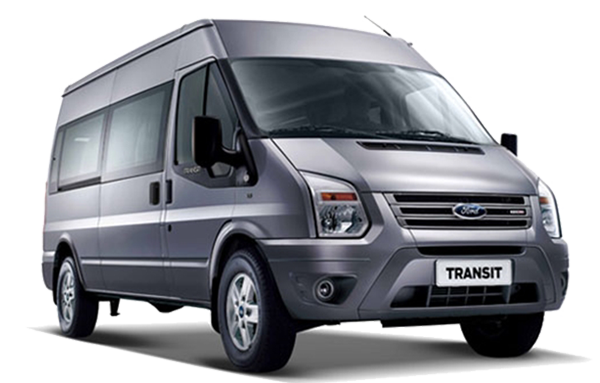 Ford Transit Luxury (Bản cao cấp)